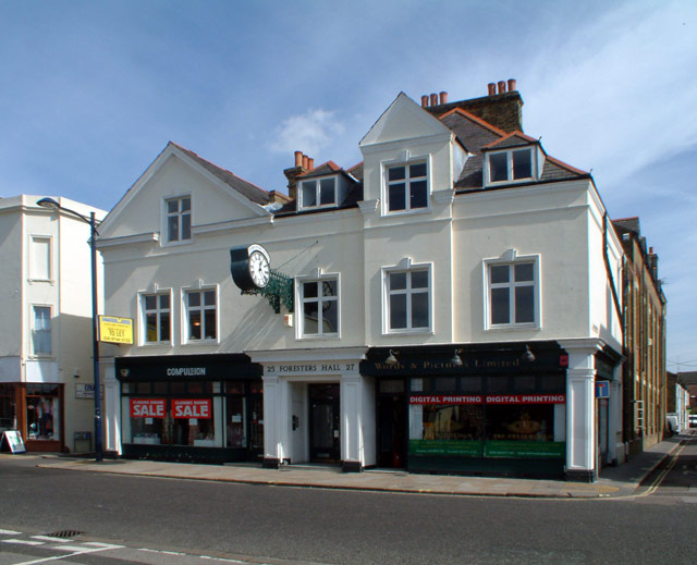 Foresters Hall, Westow Street, Upper Norwood SE19