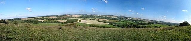 Beacon Hill panorama 1