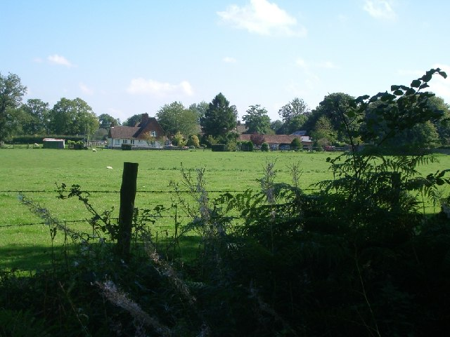 Fields north of Ranmore Common Road