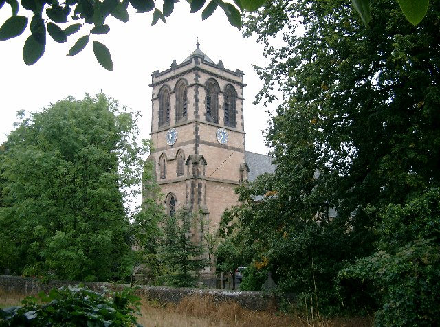 The Church of St. Mary the Virgin, Boston Spa