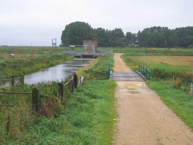 Pumping Station, Cowbit Wash, Lincs