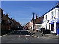 SK3534 : Terraced houses in Crewe Street, Derby by Philip Grimshaw