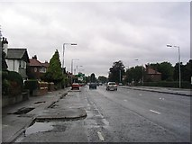 SJ8588 : A34 Kingsway by Dave Smethurst