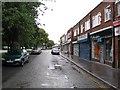 SJ8485 : Heald Green Shops by Dave Smethurst