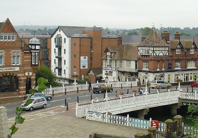 The Big Bridge, Tonbridge, Kent