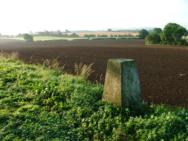 Trig. Point, Toft Hill