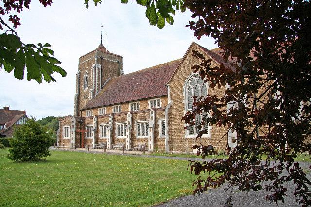 Church of St. Richard, Aldwick