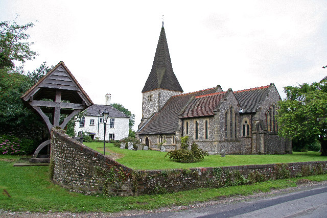 Church of St. Giles, Graffham