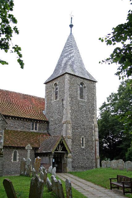 Church of St. Thomas a Becket, Pagham