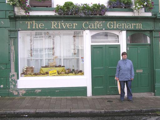 The River Cafe, Glenarme