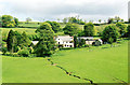 SS9129 : Dulverton: Northcombe Farm by Martin Bodman