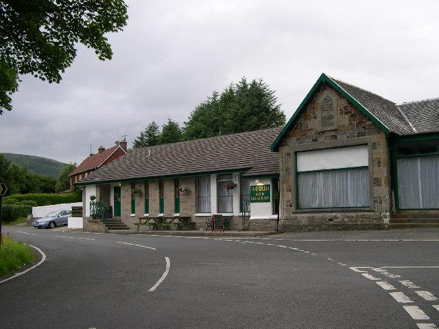 The Glen Bar & Restaurant, Carradale, Kintyre