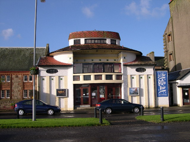 The Wee Picture House, Campbeltown, Kintyre