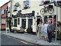 J2458 : The Plough Inn, Hillsborough by Kenneth  Allen