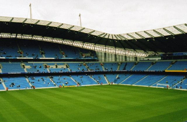 City of Manchester Stadium - Manchester City FC