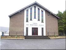 H4277 : Omagh Free Presbyterian Church by Kenneth  Allen