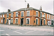 SD8912 : The Queens, Tweedale Street. Rochdale, Lancashire by Dr Neil Clifton