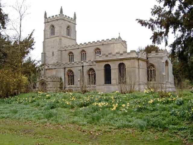 Church of St. Wilfrid, Kelham
