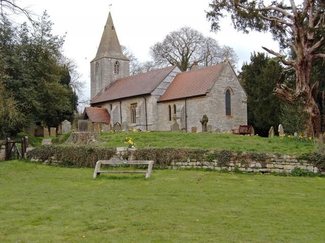 Church of St. Radegund, Maplebeck
