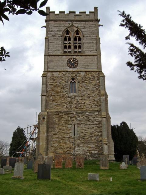 Church of St. Wilfrid, South Muskham