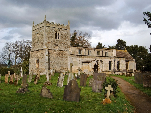 Church of St. Oswald, East Stoke
