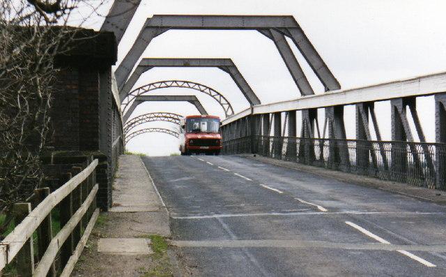 Warburton Bridge, Manchester Ship Canal