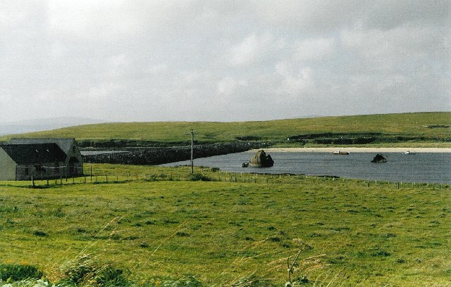 3rd Churchill Barrier
