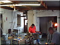 S5442 : Glass-blowing at Jerpoint Glass by Brian Shaw