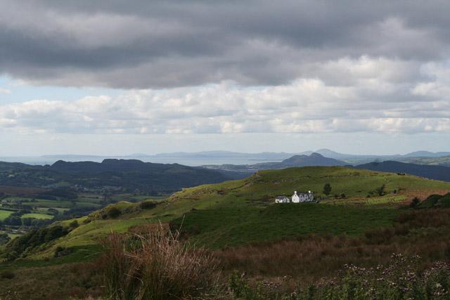Ffestiniog: Sofl-y-Mynydd by Martin Bodman