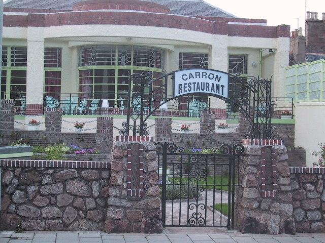 Carron Restaurant, Stonehaven