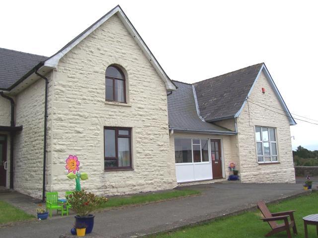 Dihewyd School