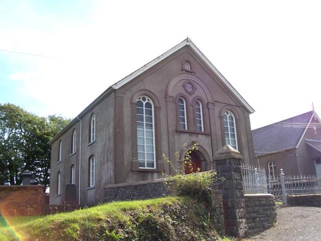 Maenygroes Chapel