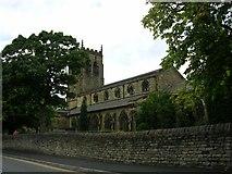 SJ6599 : Christ's Church by Keith Williamson