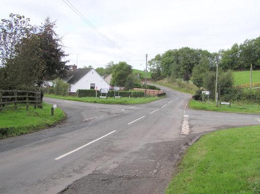 Moylagh Crossroads