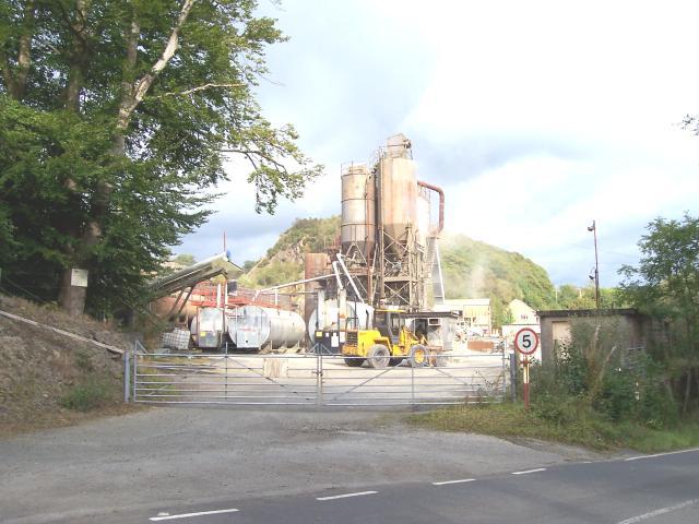 Alltgoch Quarry