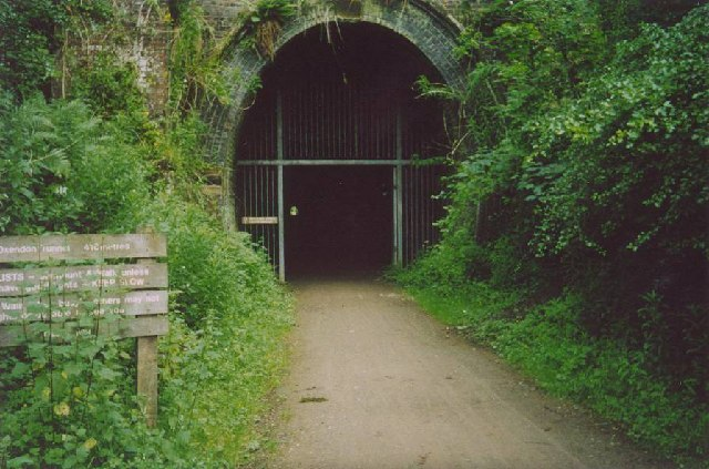Entrance to Oxendon Tunnel