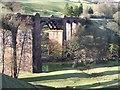 SD6393 : Waterside Viaduct, Sedbergh, Cumbria by Ralph Rawlinson