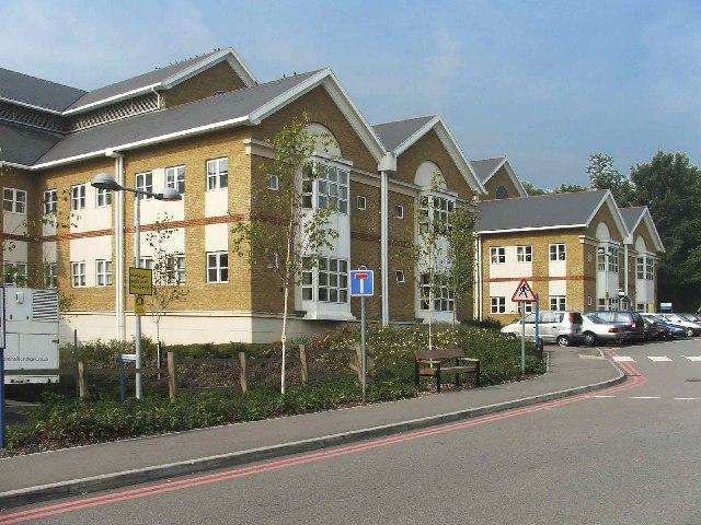 Barnet Hospital, Wellhouse Lane, Chipping Barnet