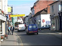 TQ1649 : West Street, Dorking by Andrew Longton