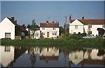 TG0934 : Edgefield Green Village, Norfolk by Christine Matthews