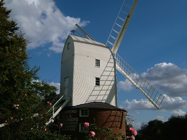 Bocking Post Mill, Bocking Churchstreet, Braintree