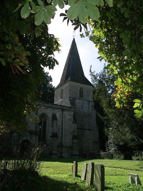 Church of the Holy Rood, Sparsholt