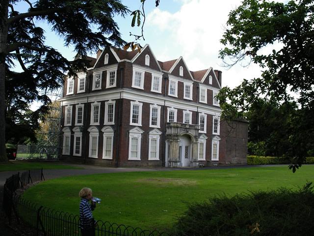 Boston Manor House, Brentford by Peter Jordan