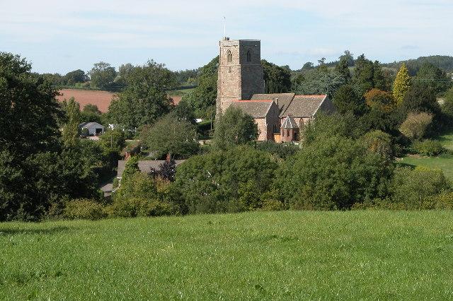 Upton Bishop Church