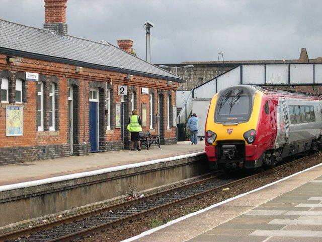 Camborne Railway Station