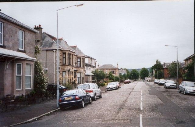 Ardgowan Street, Greenock