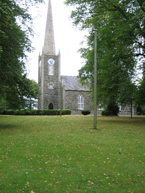Ballinderry Parish Church