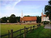 TL8928 : St Barnabas Chapel, Chappel, Essex by Brenda Howard