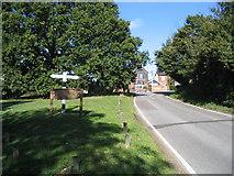 TL6400 : Fryerning, Essex by John Winfield
