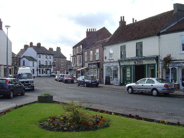 Market Place, Pocklington